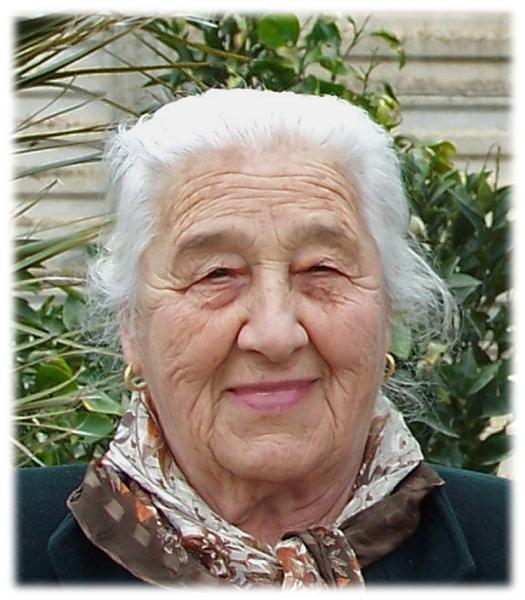 Sebastiana Murgia ved. Todde
