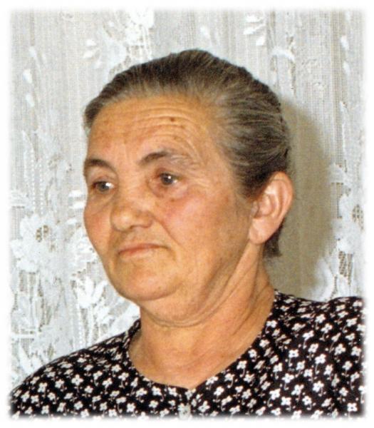 Maria Atzori ved. Argiolu