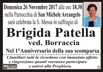 BRIGIDA PATELLA