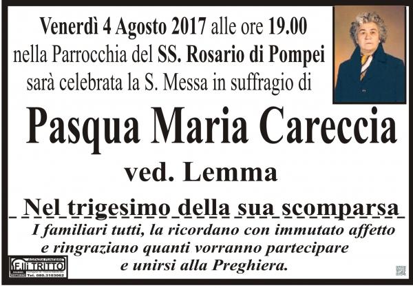 Pasqua Maria Careccia