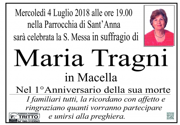 Maria Tragni