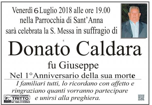 Donato Caldara