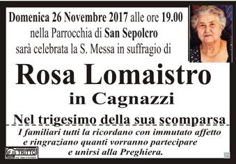 Rosa Lomaistro