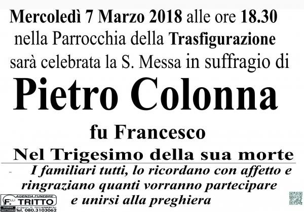 Pietro Colonna