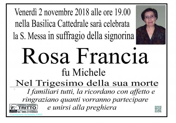 Rosa Francia