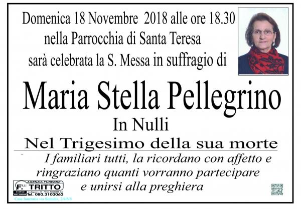 Prof.ssa Maria Stella Pellegrino