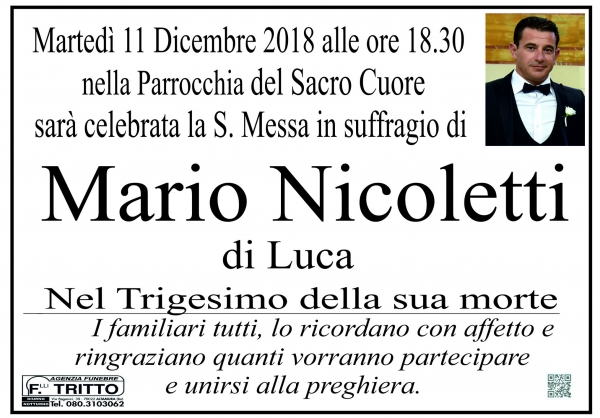 Mario Nicoletti