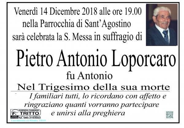 Pietro Antonio Loporcaro