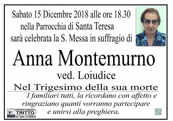 Anna Montemurno