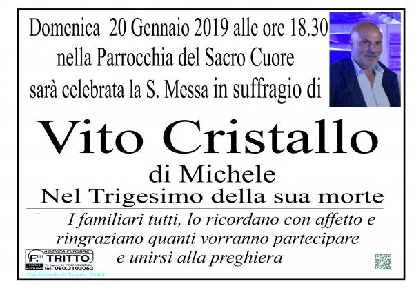 Vito Cristallo