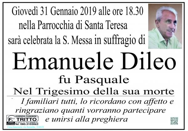 Emanuele Dileo