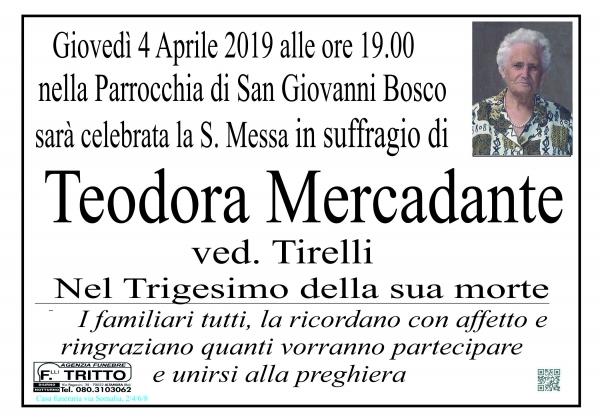Teodora Mercadante