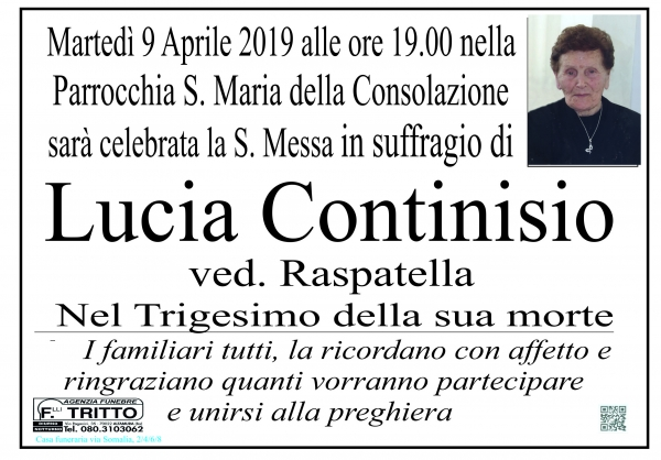 Lucia Continisio