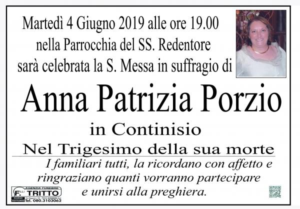 Anna Patrizia Porzio