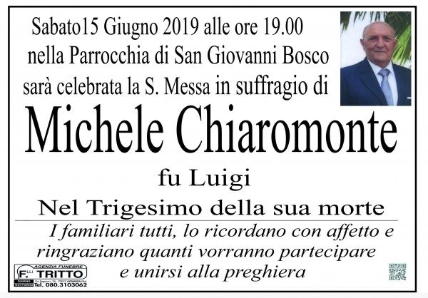 Michele Chiaromonte