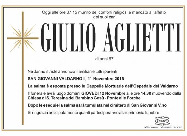 Giulio Aglietti