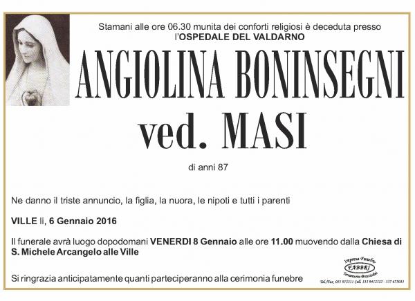 Angiola Boninsegni