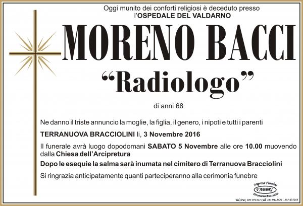 Moreno Bacci