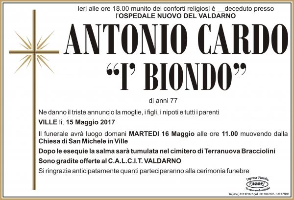 Antonio Cardo