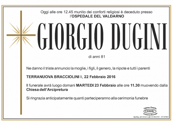 Giorgio Dugini