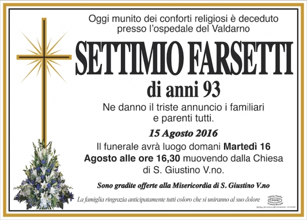 Settimio Farsetti