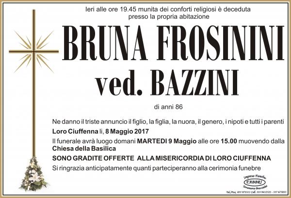 Bruna Frosinini