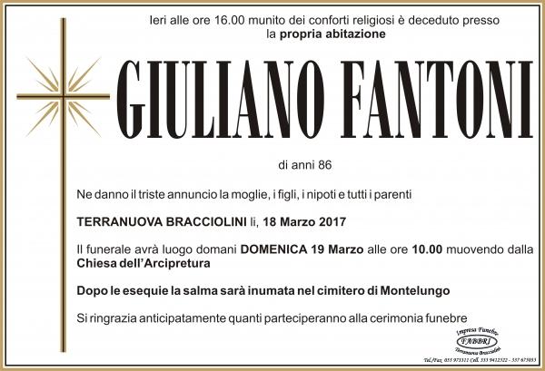 Giuliano Fantoni