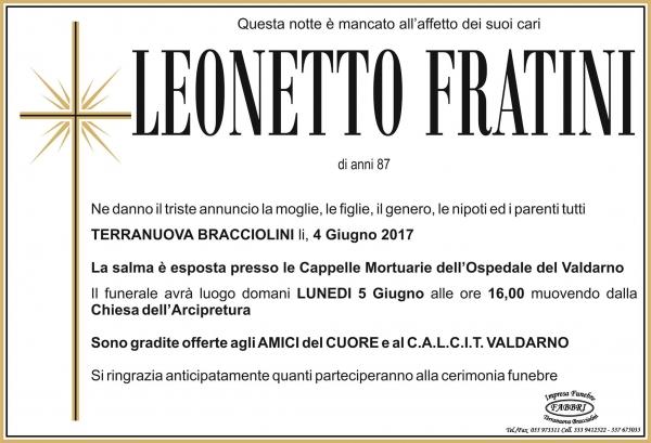 Leonetto Fratini