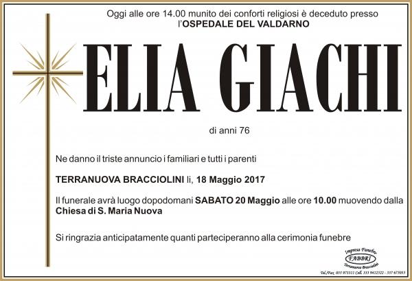 Elia Giachi