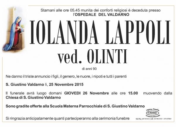 Iolanda Lappoli