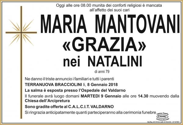 Maria Mantovani
