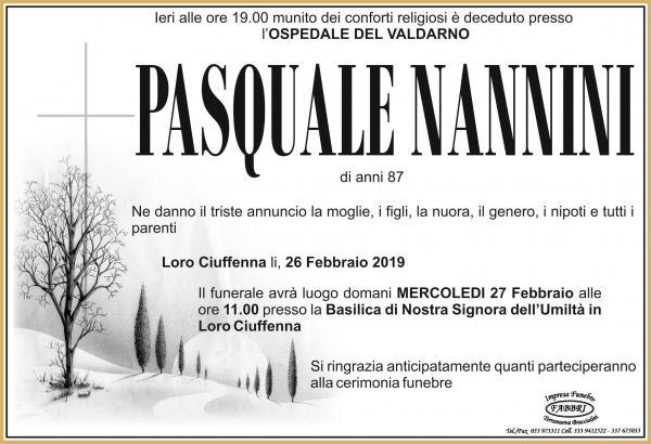 Pasquale Nannini