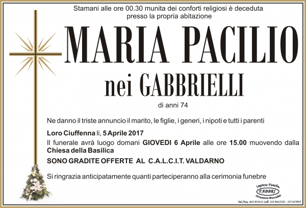 Maria Saveria Pacilio