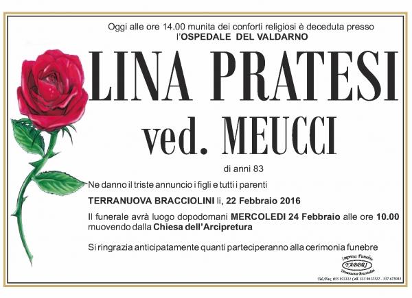 Lina Pratesi