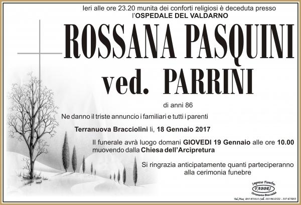Rossana Pasquini