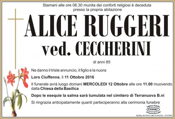Alice Ruggeri
