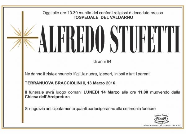 Alfredo Stufetti