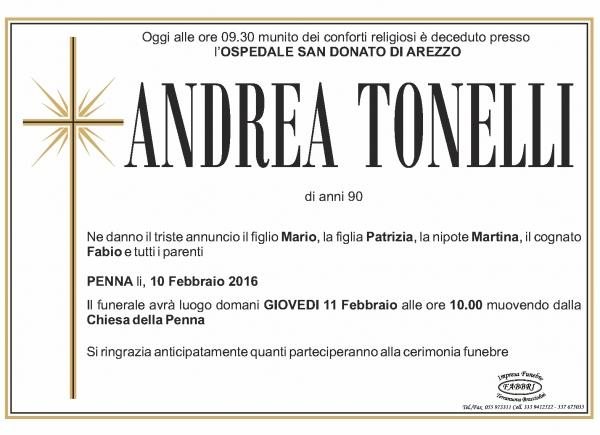 Andrea Giuseppe Tonelli