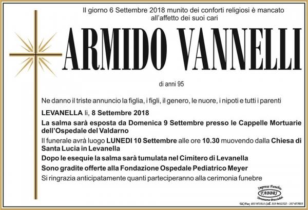 Armido Vannelli