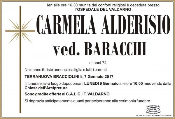 Carmela Alderisio