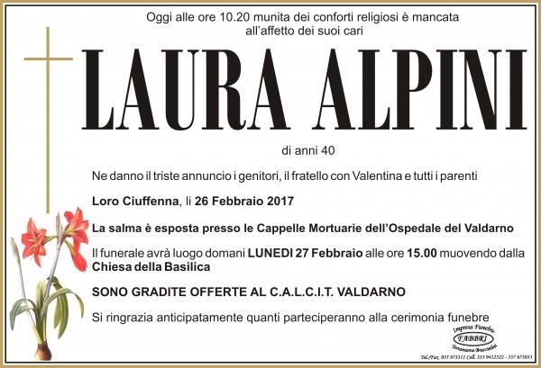 Laura Alpini