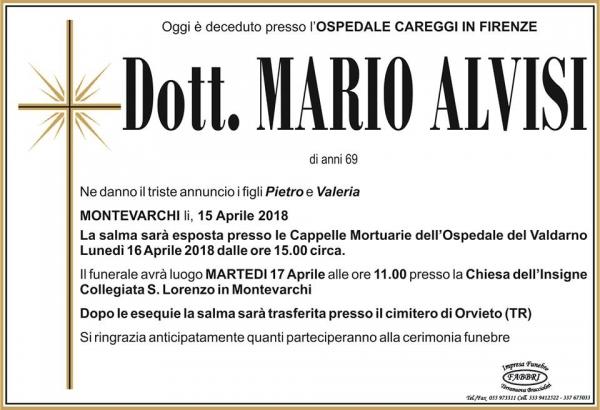 Mario Alvisi