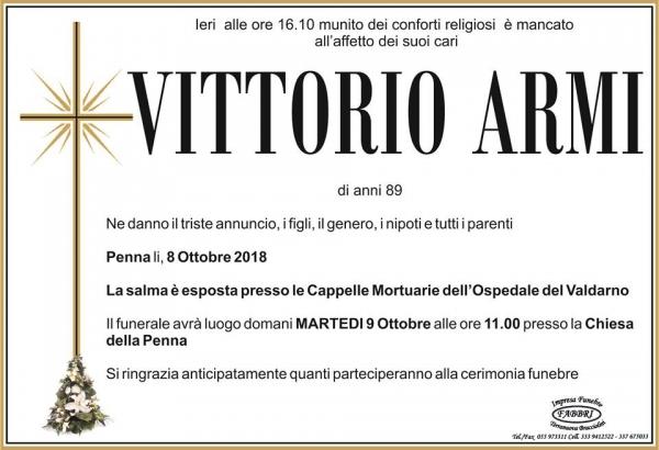 Vittorio Armi