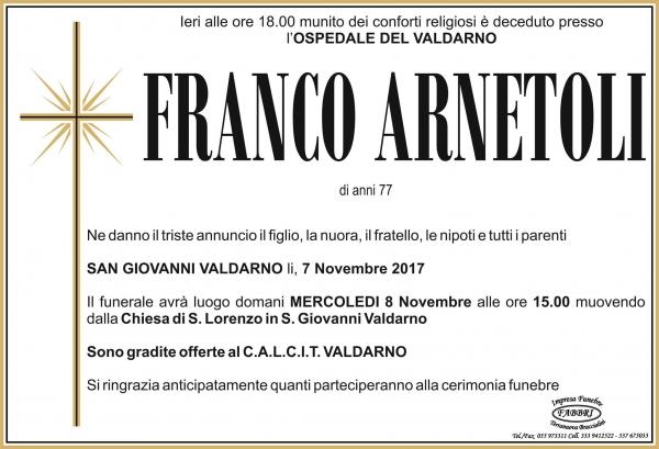 Franco Arnetoli