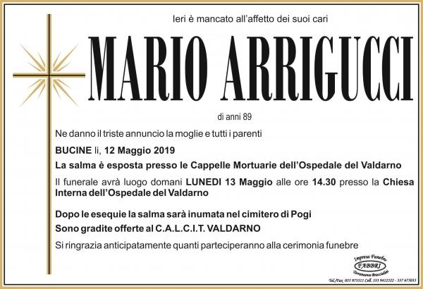 Mario Arrigucci