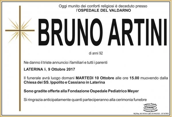 Bruno Artini