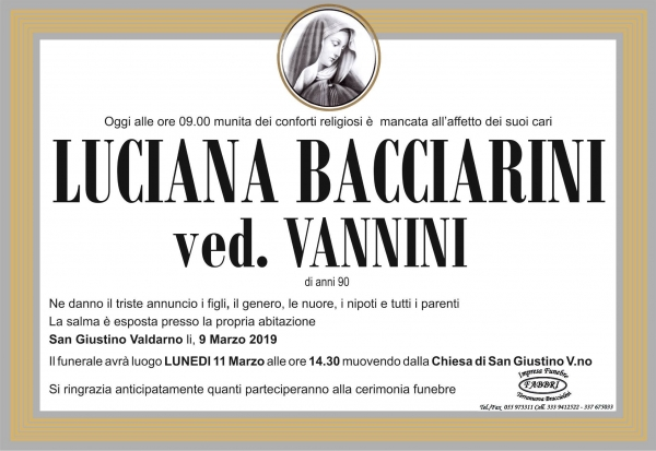Luciana Bacciarini