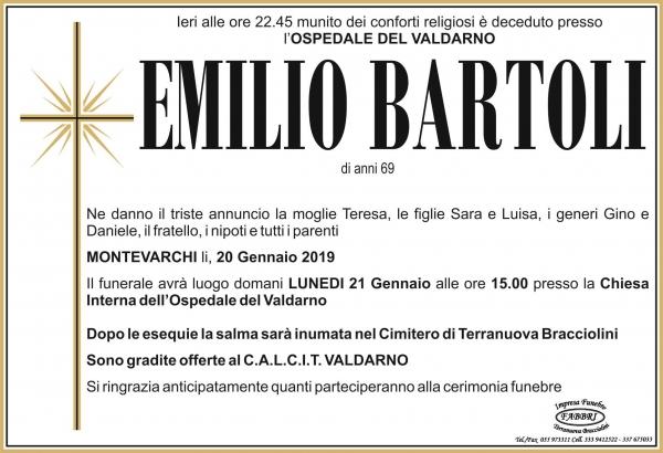 Emilio Bartoli