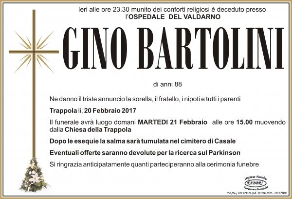 Gino Bartolini