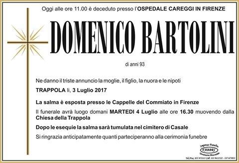 Domenico Bartolini
